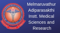 Melmaruvathur Adiparasakthi Instt. Medical Sciences and Research