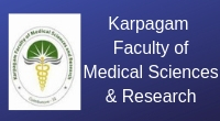 Karpagam Faculty of Medical Sciences & Research